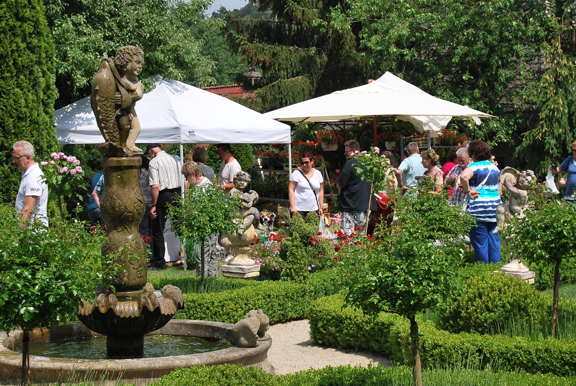 Gartenmarkt Schloss Sorg